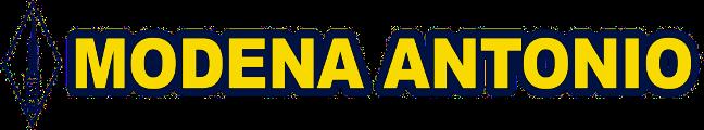 Logo Modena Antonio | Costruzioni speciali per industria